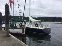 Eagle Harbor – First cruise since motor rebuild!